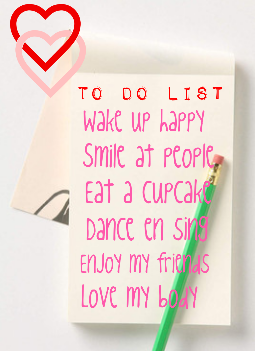 to do list happy