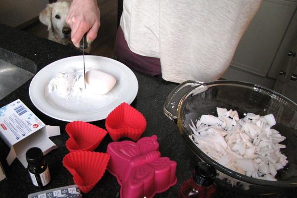 Diy zelf zeepjes en scrubzout maken beautyblog proud2bme - Stukken outs ...