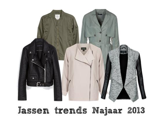 Jassen trends najaar 2013 Fashionblog Proud2bme