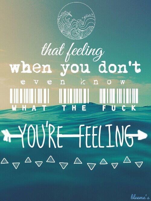 zeggen wat je voelt