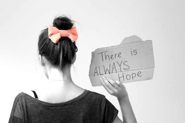 there is always hope Proud2Bme