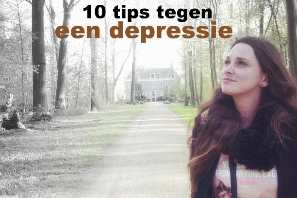 Tien Tips Tegen Een Depressie Proud2live Proud2bme