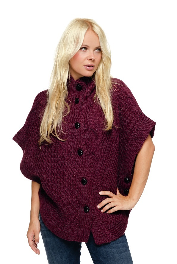 Geliefde Warme vesten voor de winter - Fashionblog - Proud2bme &CW07
