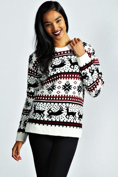 Noorse Kersttrui Dames.Het Is Weer Tijd Voor De Kersttrui Fashionblog Proud2bme