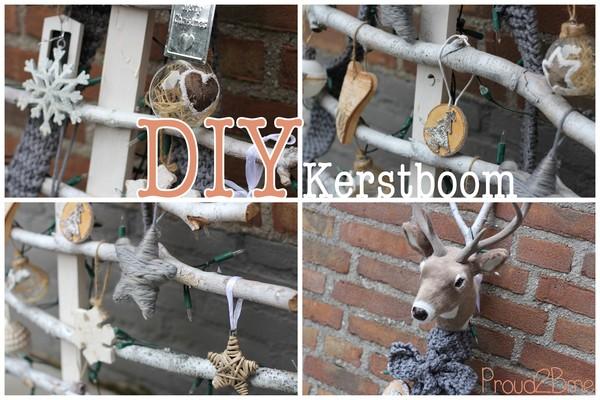 Diy Met Takken : Diy: zelf een kerstboom maken proud2live proud2bme