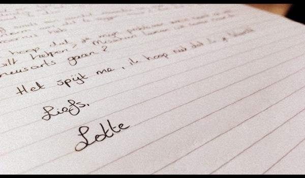 Een brief schrijven aan je ouders   Proud2Live   Proud2bme