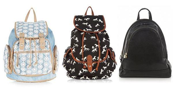 e52473a6925 Rugzakken zijn weer helemaal hip - Fashionblog - Proud2bme