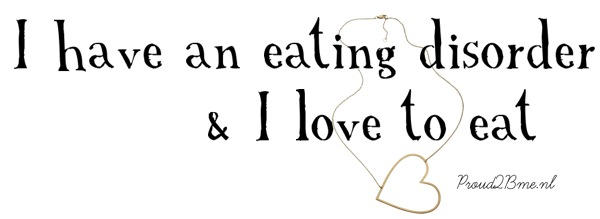 eating disorder love to eat