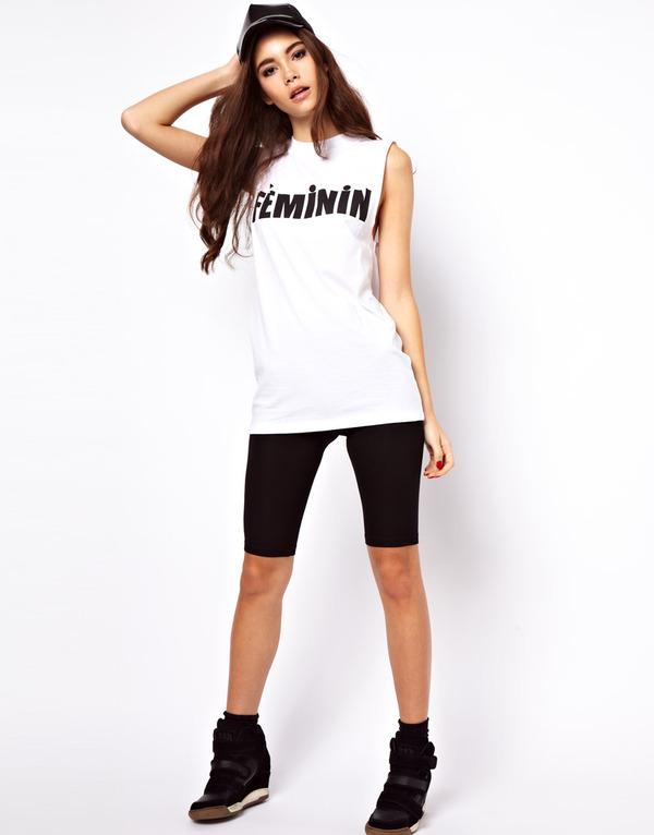 Legging Met NotKorte Or Shorts Proud2bme Fashionblog Hot k8n0wPO