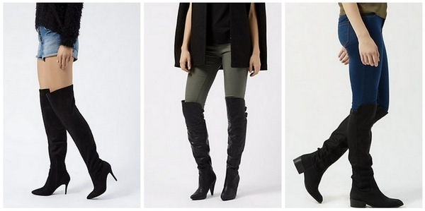 Knee High en Overknee laarzen Fashionblog Proud2bme