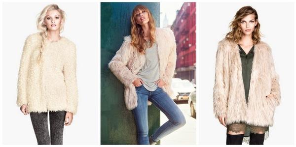 Jas Van Teddy.Trend Fluffy En Fake Fur Jassen Fashionblog Proud2bme
