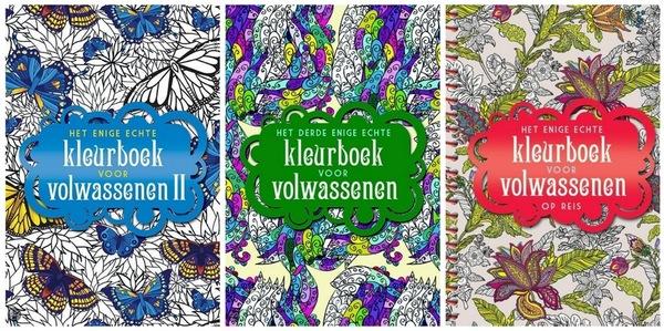 Kleurplaten Volwassenen Ingekleurd.Kleurboeken Voor Volwassenen Artikelen Over Gezondheid Proud2bme