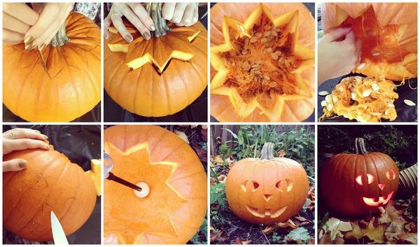 Hoe Maak Je Een Halloween Pompoen.5x Diy Met Een Pompoen Proud2live Proud2bme