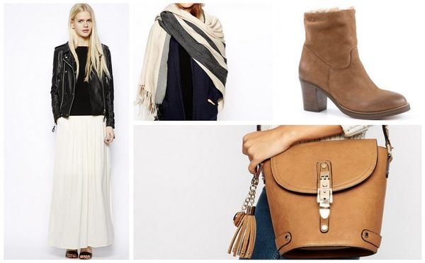 Bedwelming Maxi rok dragen in de winter - Fashionblog - Proud2bme @IM69