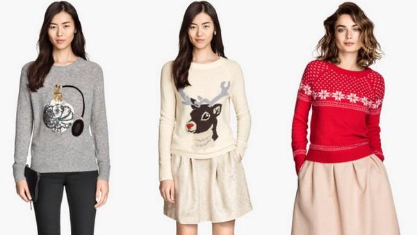 Hm Kersttrui.Heb Jij Al Een Kersttrui Fashionblog Proud2bme