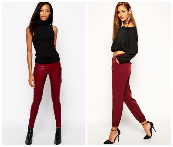 rode broek combineren | Rode broek outfit, Rode broek, Rode