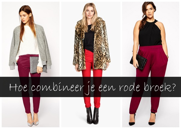 c05207f6f8a993 outfits met een rode broek fashionblog proud2bme