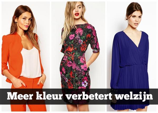 Kleuren goed voor gezondheid Fashionblog Proud2bme