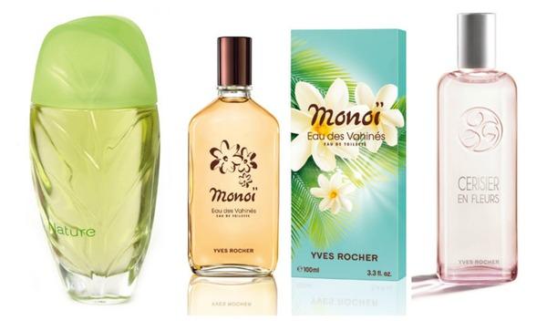 1009165be9a De prijzen van de parfums van Yves Rocher lopen uiteen maar liggen ongeveer  rond de €8,00 en €15,00 euro.