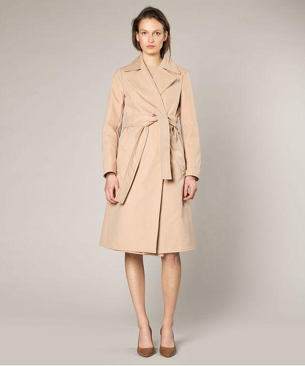 Spiksplinternieuw Camel trenchcoat in de mode - Fashionblog - Proud2bme PX-72