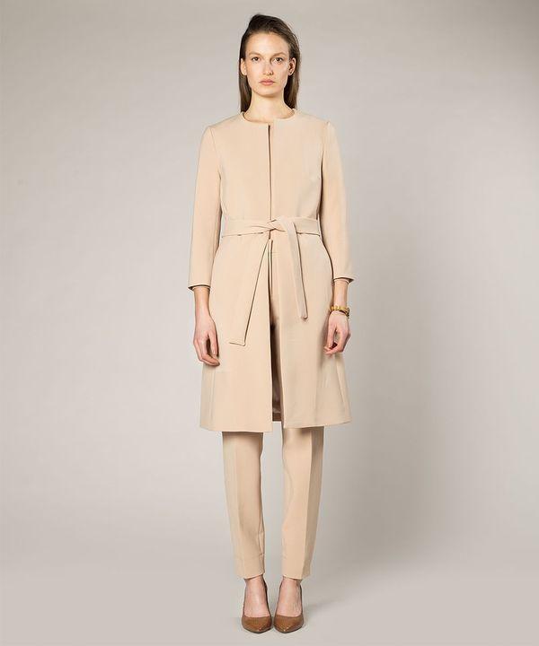 Verwonderend Camel trenchcoat in de mode - Fashionblog - Proud2bme IV-01