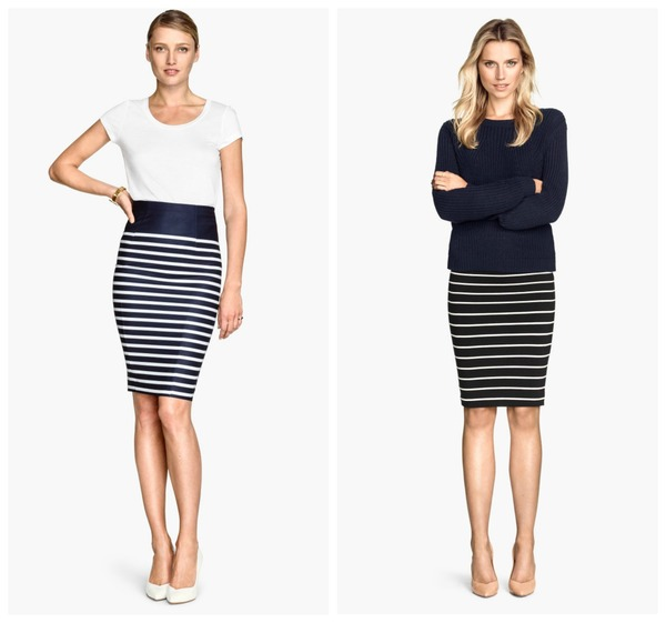 Wonderbaarlijk Trend: Streepjes op kleding - Fashionblog - Proud2bme PF-33