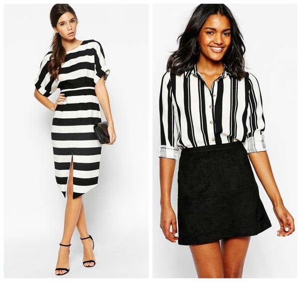 Extreem Trend: Streepjes op kleding - Fashionblog - Proud2bme #SX95