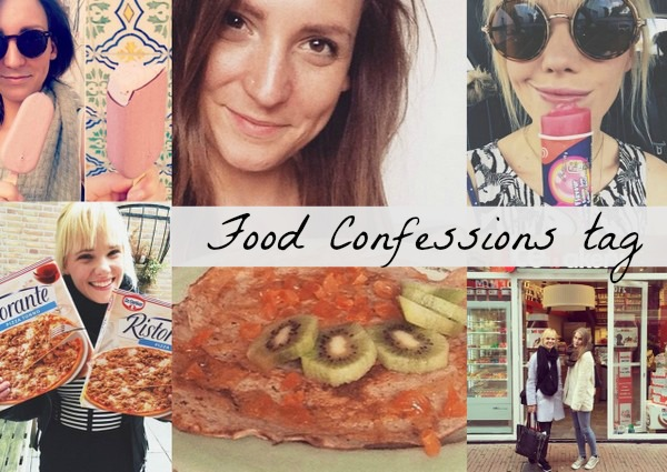 food confessions