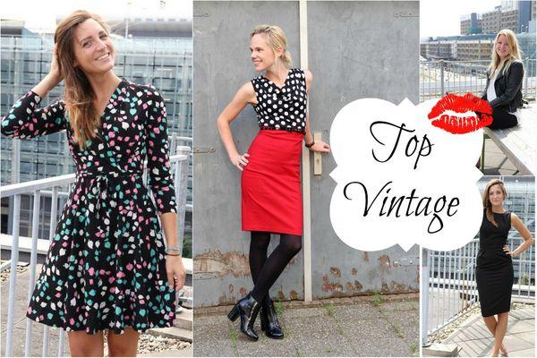 Goede Jurkjes van Top Vintage & Winactie - Fashionblog - Proud2bme AX-67