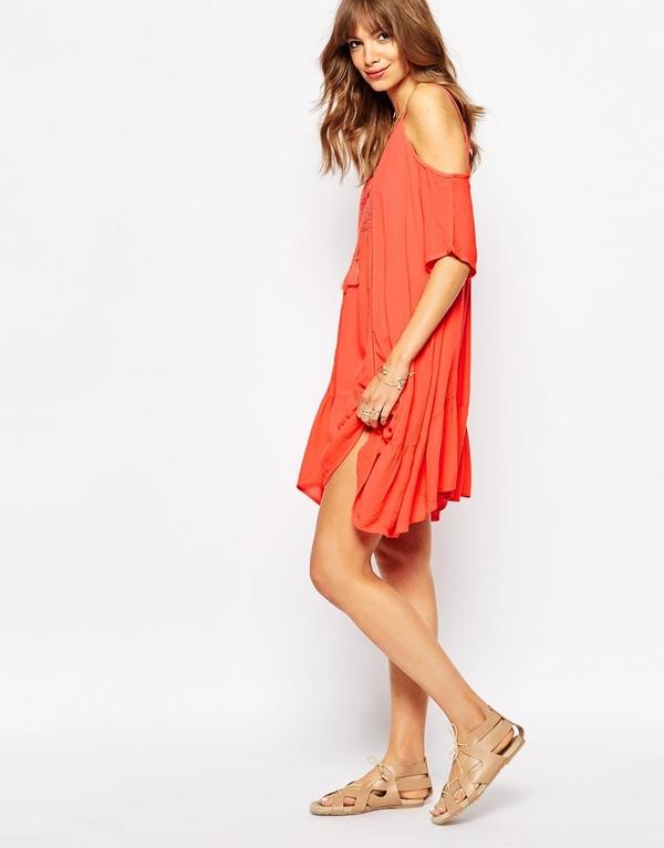 Cut out tops en blote schouders Fashionblog Proud2bme