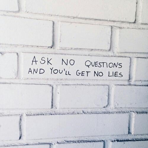 waarom liegen mannen