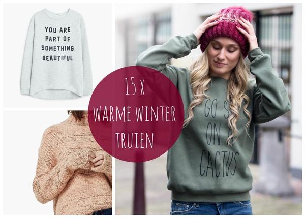 3c0c0a7ed255ab 15 warme winter truien - Fashionblog - Proud2bme