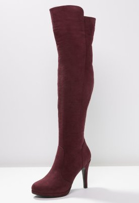 Trend: overknee laarzen Fashionblog Proud2bme