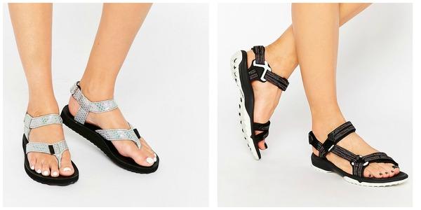 Trend: Klittenband en instappers Fashionblog Proud2bme