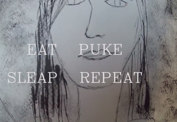 eat sleep puke repeat