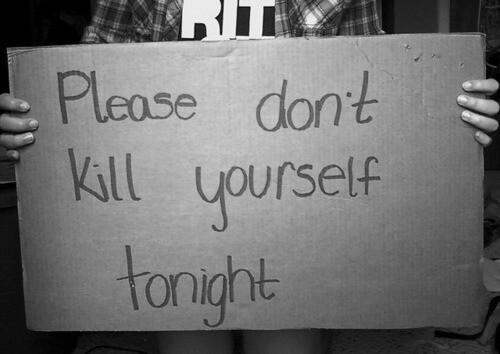 Redenen om geen zelfmo...