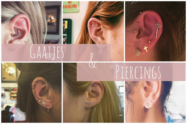 Top Hoeveel gaatjes heb jij in je oren? - Fashionblog - Proud2bme @GF29