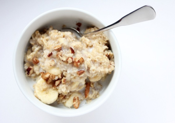 oatmeal energie behoefte havermout