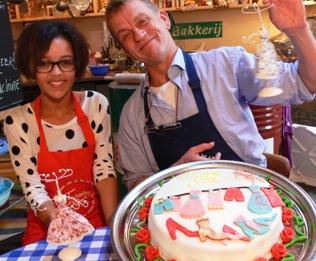 taart van abel Roos bij Taarten van Abel   Interviews   Proud2bme taart van abel