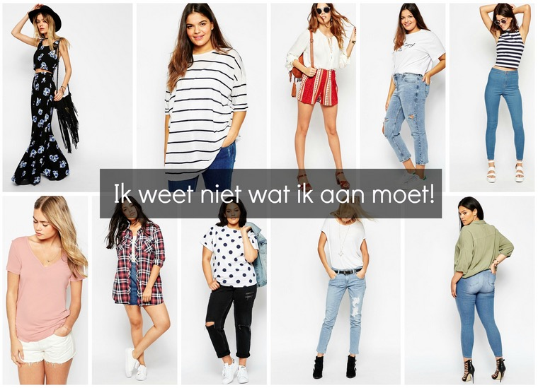 Verbazingwekkend Tips om je mooi te voelen in kleding - Fashionblog - Proud2bme KU-27