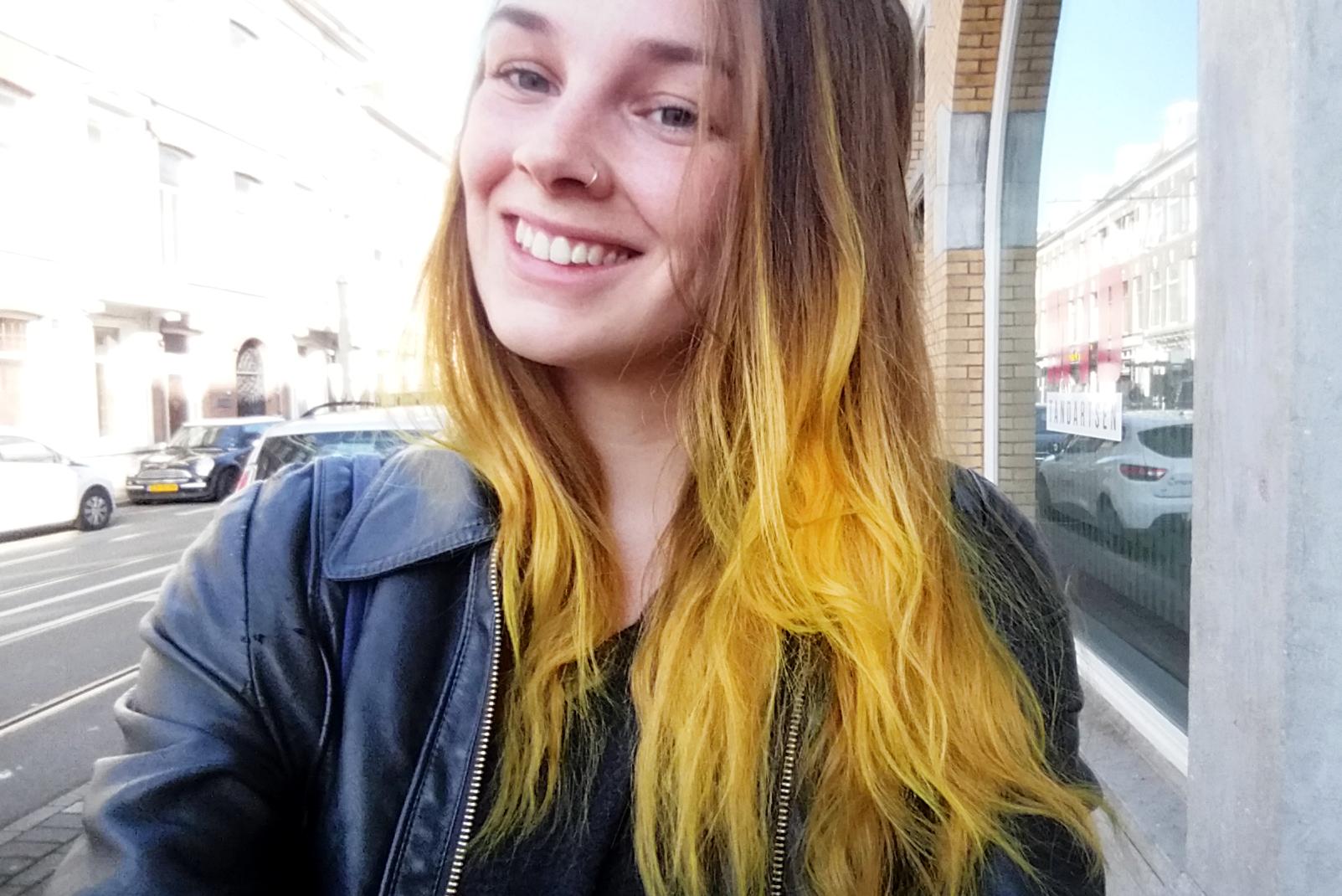Wonderbaar Vooroordelen over felle haarkleuren - Beautyblog - Proud2bme IT-17