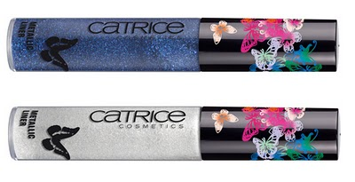 Metallic (eye)liners 'Miracle Clouds' en 'Miracle Heaven'. € 2,99