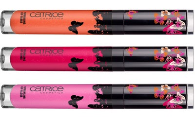 Sparkling lipgloss: 'Forbidden Apple', 'Snow White's Lips' en 'Alice's Hatter' € 3,79