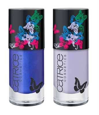'Forbidden Apple', 'Wonderland Green Card', 'Miracle Heaven' en 'Lavenderlicious' €2,49